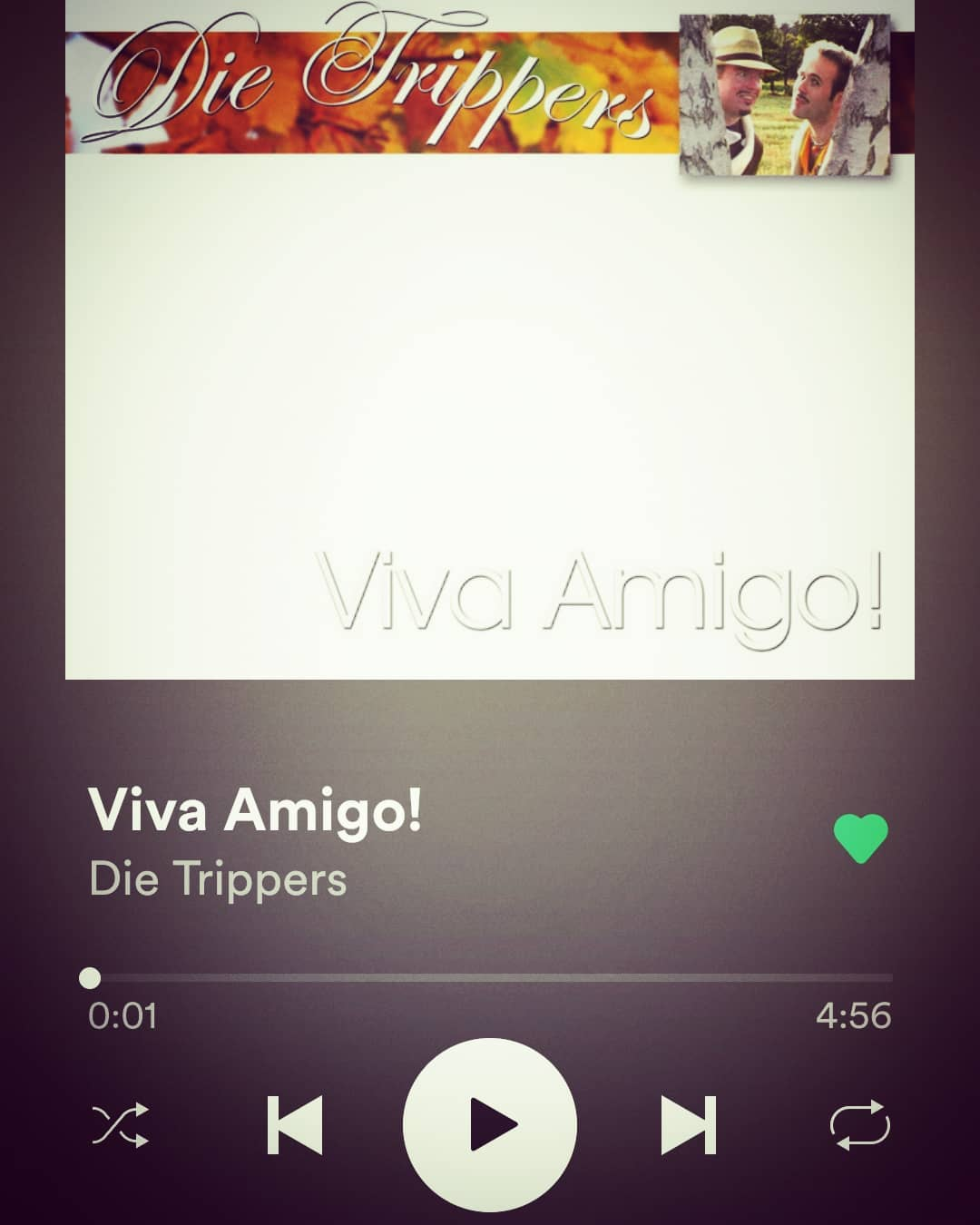 Die Trippers sind da! Bei Spotify, Deezer und im Internet! #outnow #dietrippers #schlagerfuzzis